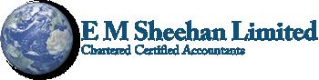 E M Sheehan  Logo